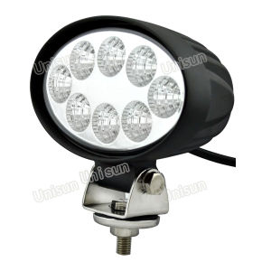 12V/24V 24W CREE LED Work Light, LED Tractor Light pictures & photos