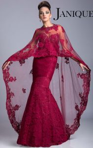 Arabian Lace Mother Formal Gown Wine Dark Navy Party Prom Evening Dress Z106 pictures & photos