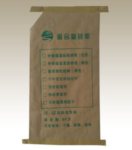 Plastic Packaging PP Woven Bag for Mortar pictures & photos