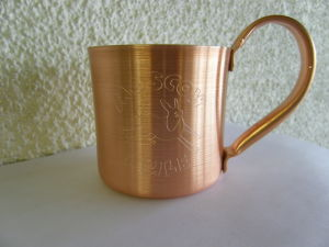 High Quality Customized Copper Mug pictures & photos