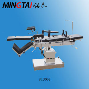 Cheapest! Mechanical Operation Table Surgical Operation Table or Tables Surgical Room pictures & photos