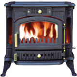 Free Standing Fire Stove (FIPA048) , Cast Iron Stove pictures & photos