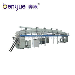 Silicon Oil Coating Machine of Paper and Plastic Film