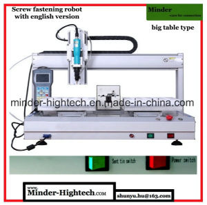 Full English Version CNC Thread Fastening Robot MD-Dl-T5511 pictures & photos