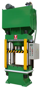 Four Column Hydraulic Press (TT-SZ200D) pictures & photos