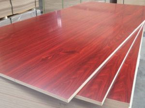 Melamined MDF Wood Panels pictures & photos