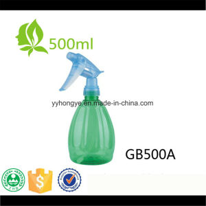 500ml Green Long Necked Mouse Home Flower Spray Bottle Bottle pictures & photos