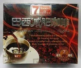 Original 7 Days Brazilian Slimming Coffee