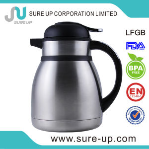 High Quality Afghanistan Stainless Steel Tea Pot (JSCF) pictures & photos