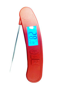 Fast Read Digital Folding Thermocouple Thermometer (AMT225) pictures & photos