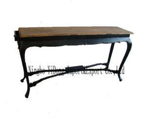 Wooden Living Room Classic Furniture (C-021)