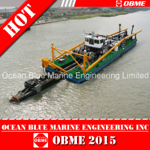 24 Inch Cutter Suction Dredger with High Quality (OBMECSD-200)