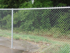 Chain Link Fence for Mesh pictures & photos