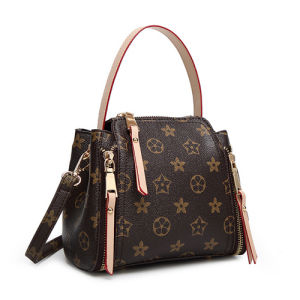 Europe Elegant Leather Bags Women Lady Handbag Factory in Guangzhou pictures & photos