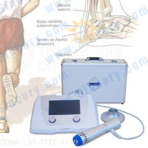 Swt Latest Shockwave Easy Adjustable Plantar Fasciitis Treatment Machine BS-Swt2X pictures & photos