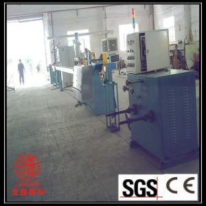 Plastic Automobile Cable Extruder Machine pictures & photos