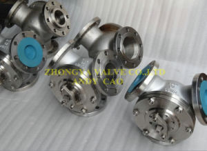 120 Y Type Ss Three Way Ball Valve pictures & photos