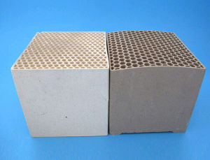 Honeycomb Ceramic Heater for Gas Stove pictures & photos