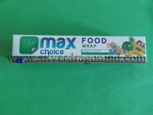 Food Grade Cling Wrapping Film with Cutter Box pictures & photos