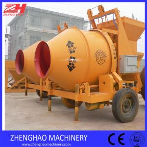 Jzc350 350L Portable Electric Concrete Mixer Drum Type