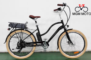 250W ---500W Big Power Fat Tire Cheap City E Bike pictures & photos
