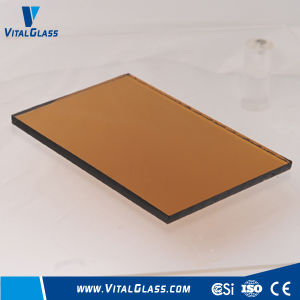 4-12mm Bronze/Clear/Tinted Reflective/Sheet/Laminated Float Glass pictures & photos