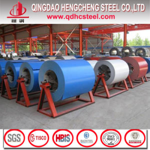 design PPGL PPGI Color Coated Steel Sheet Coil pictures & photos
