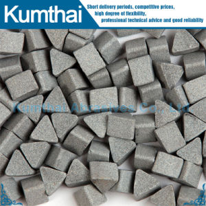 Vitrified and Resin Polishing Abrasive Stone Media pictures & photos