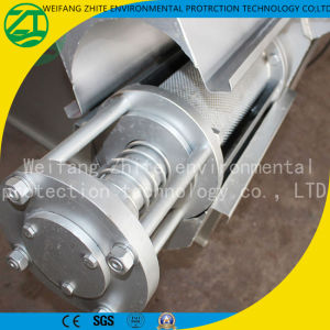Diagonal Screen Type Solid Liquid Separator, Blisters Dung Dedicated Processing Equipment pictures & photos