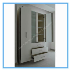 China Made Lab Hinged Door Pharmacy Storage Cabinet (HL-TFG014) pictures & photos