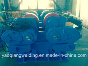 Chinese Newest Adjustable Pipe Welding Rotator pictures & photos