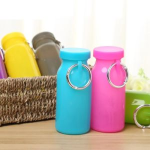 Wholesale High Quality Food Grade Silicone Folding Water Bottle for Sports pictures & photos