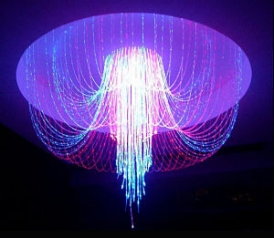 Optical Fiber Chandelier-05