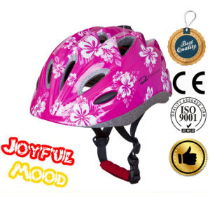 Lovely Tags Safety Children Kid Bicycle Bike Helmet