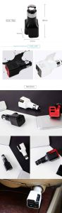 2 in 1 High Tech Car Charger USB with Air Purifier New Release 2016 pictures & photos