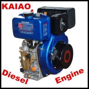 Air Cooled Diesel Engine/ Single Cylinder Engine Machine pictures & photos