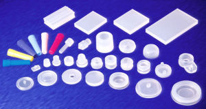 Custom Compression Silicone Rubber Part pictures & photos