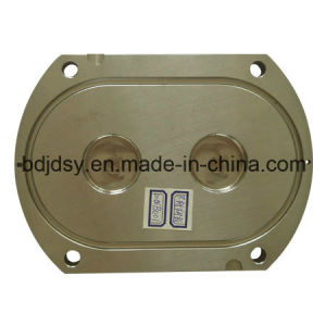 Stainless Steel Oil Pump Cover pictures & photos