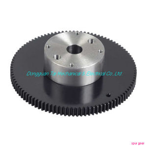 Spur Gear, Hardened Spur Gear, Steel Gear pictures & photos