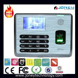 3′′ Color TFT Screen Biometric Time Attendance System Zk Fingerprint Time Attendance Tx628 pictures & photos