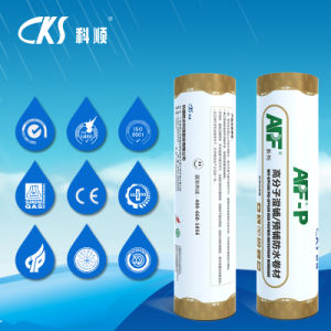 Apf-P Pre-Applied/Wet-Applied Self-Adhesive HDPE/EVA Waterproof Membrane pictures & photos