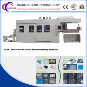 Food Container Vacuum Making Machine Thermoforming Machine pictures & photos