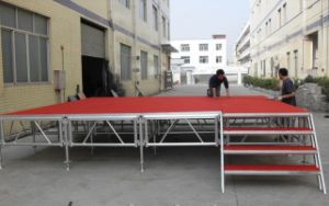 Outdoor Events Aluminum Stage pictures & photos