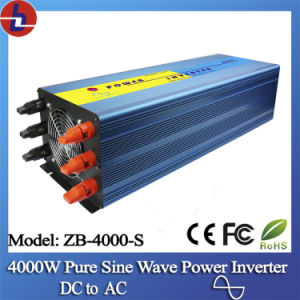 4000W 48V DC to 110/220V AC Pure Sine Wave Power Inverter