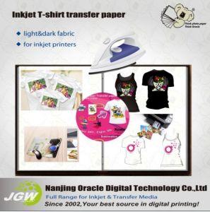 Light and Dark T-Shirt Transfer Paper (KHT)