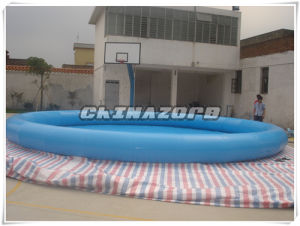 Round Shaped Inflatable Water Pool for Sale pictures & photos