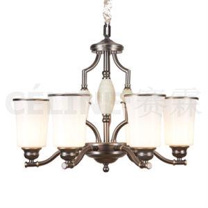 Hot Sale Glass Pendant Lamp (SL2235-6D) pictures & photos