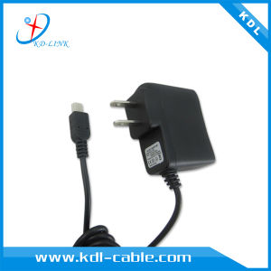 Factory Direct Sale! Us EU UK Plug 12V AC 500mA Adapter pictures & photos