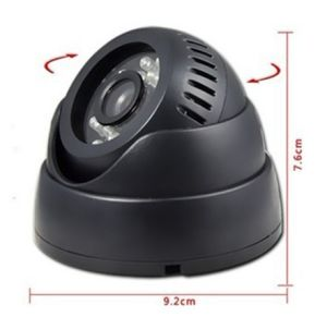 USB Dome CCTV Micro SD Card Recording Security Camera pictures & photos