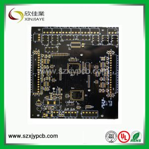 TV Player Circuit Board/Double-Side PCB pictures & photos